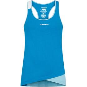La Sportiva Paige Tank Top Damen neptune/pacific blue